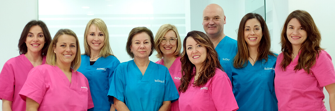 Clinica Sol Dental, equipo